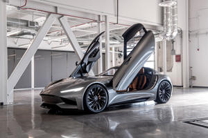 Karma Stuns In LA With 1,100-HP SC2 Concept Car