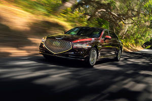 2020 Genesis G90 Arrives With Ever More Luxury