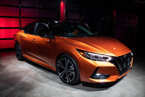 Meet The Totally Redesigned 2020 Nissan Sentra