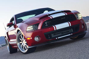 Shelby Introduces GT500 Super Snake
