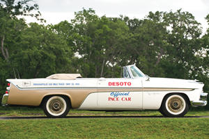 1956 DeSoto Fireflite Indy Pacesetter for Auction in Texas