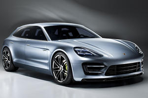 Porsche Reveals Panamera Sport Turismo Concept