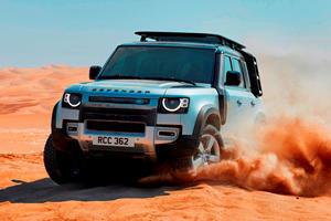2020 Land Rover Defender Priced At Under $50,000