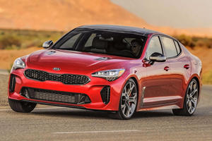 Changes Are Coming For The 2020 Kia Stinger