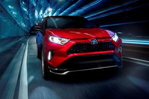 2021 Toyota RAV4 Prime Is The Most Powerful RAV4 Ever