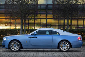 The Sky Really Is The Limit When Ordering A New Rolls-Royce