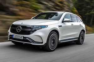 Here's How Much The 2020 Mercedes EQC Will Cost You