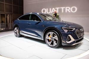 Next-Gen Audi e-tron Will Carry More Familiar Name