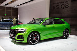 Audi RS Q8 Is A 590-HP Super SUV