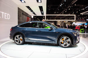 2020 Audi e-tron Sportback First Look Review: The Future Is Electric