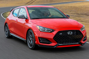 Europeans Are Screaming For The Hyundai Veloster N