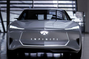 Infiniti's Electrified Vehicles Won't Need To Be Plugged In