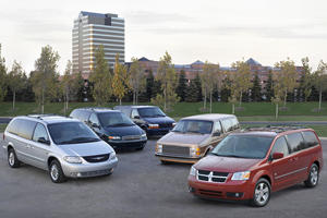 Chrysler Has Made HOW MANY Minivans?!