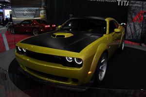 Dodge Celebrates Half A Century Of Challengers