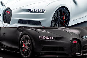 Bugatti Boss Reveals His Perfect Chiron