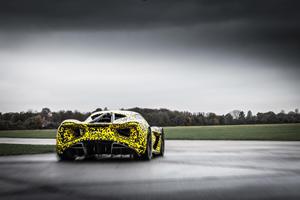 2,000-HP Lotus Evija Begins High-Speed Testing