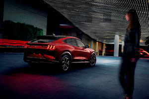 There's A Petition Asking Ford To Change Mustang Mach-E Name
