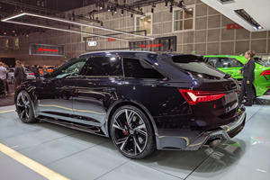 There's Great News About The Audi RS6 Avant