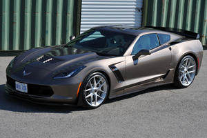 Chevrolet Corvette Z06 Gets Luxury Makeover And 730 HP