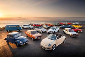 Volkswagen Celebrates Huge Milestone In LA