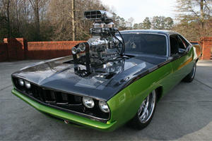 Custom Fast & Furious Plymouth Barracuda Could Fetch A Fortune