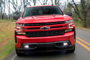 Chevrolet's Big Truck Announcement Aimed At Ford And Tesla