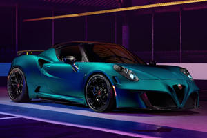 Tuner Builds The Hardcore 4C That Alfa Romeo Won't