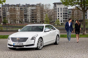 Cadillac May Give Subscription Program Another Go