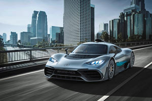 We Finally Know When The Mercedes-AMG One Will Arrive