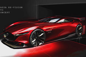 Stunning Mazda RX-Vision Is About To Get More Extreme