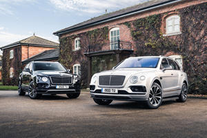 Bentley Bentayga Now Has A Huge Advantage Over Competitors
