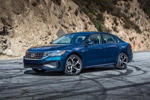 2020 Volkswagen Passat First Drive Review: Executive Design Gets Subtle Updates