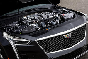 Cadillac's Awesome 550-HP Blackwing V8 Faces Uncertain Future