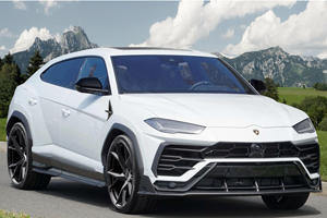 Mansory Takes Surprising Approach With Lamborghini Urus