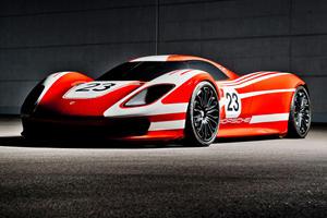 Porsche's Secret Hypercar Plan Faces A Big Decision