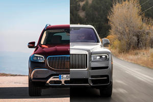 Mercedes-Maybach GLS 600 Vs. Rolls-Royce Cullinan: How Do They Compare?