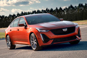 2020 Cadillac CT4-V And CT5-V Pricing Officially Announced