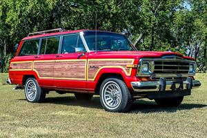 Weekly Treasure: Hellcat-Powered 1989 Jeep Grand Wagoneer