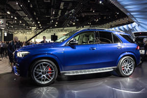 2021 Mercedes-AMG GLE 63 S First Look Review: Absolute Power And Joy