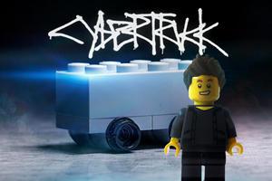 Even Lego Is Trolling Tesla Cybertruck Now