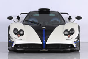 Witness The Most Expensive Pagani Ever Sold