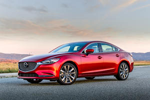 2019 Mazda 6 Sedan Test Drive Review: The Complete Sedan Package