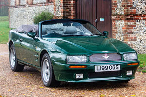 Roll Like Royalty In Prince Charles' Own Aston Martin