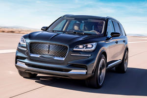 There Are Still Problems With All-New 2020 Lincoln Aviator