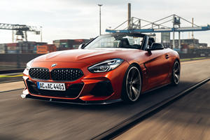 AC Schnitzer Takes BMW Z4 To The Extreme