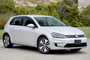 Prepare To Say Goodbye To The Volkswagen e-Golf