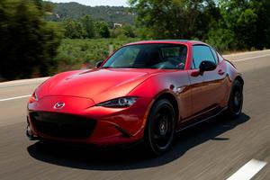 Next Mazda MX-5 Miata To Go Electric?