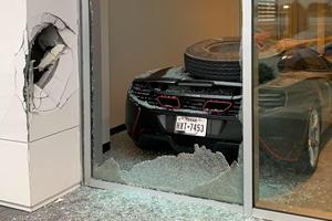 Baseball Star's McLaren 650S Destroyed In Freak Accident