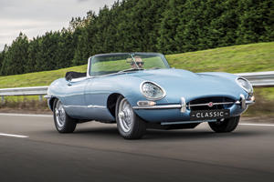 Jaguar Pulls The Plug On Electric E-Type