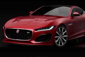 LEAKED: 2021 Jaguar F-Type Arrives Early